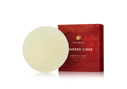 Thymes Scented Wax Melt Simmered Cider