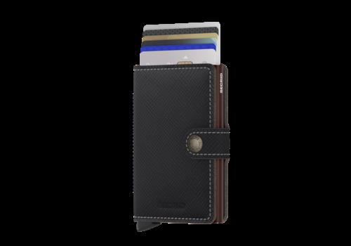 SECRID Mini Wallet Saffiano