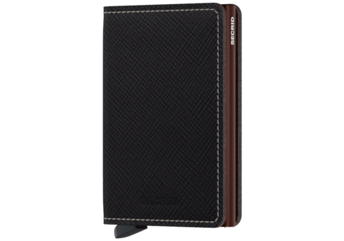 SECRID Slim Wallet Saffiano
