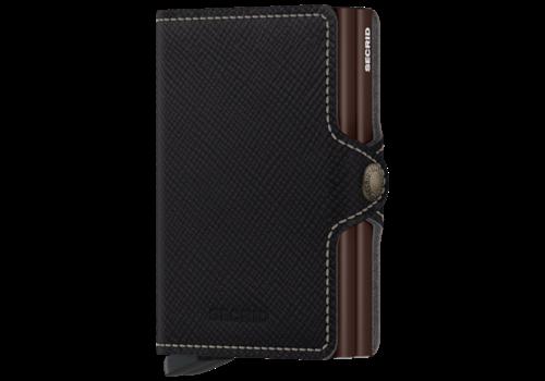SECRID Twin Wallet Saffiano