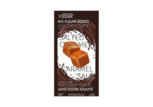 Gourmet Du Village Mini Hot Chocolate Salted Caramel No Sugar