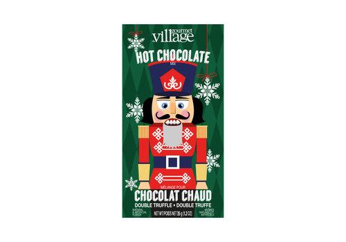 Gourmet Du Village Mini Hot Chocolate Nutcracker