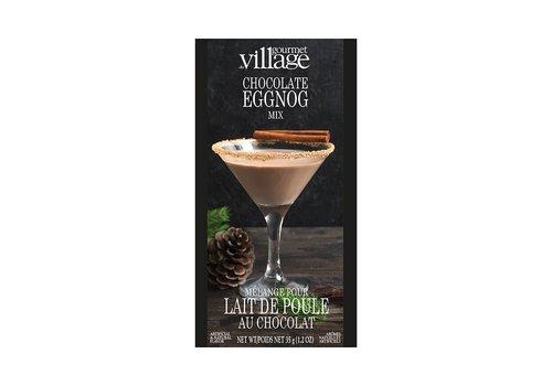 Gourmet Du Village Mini Eggnog Chocolate
