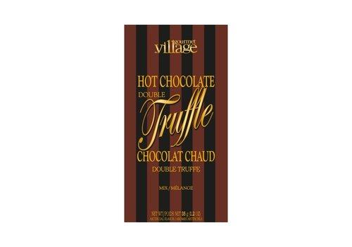 Gourmet Du Village Mini Hot Chocolate Double Truffle