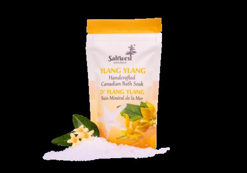 Saltwest Naturals Ylang Ylang Bath Soak 80g