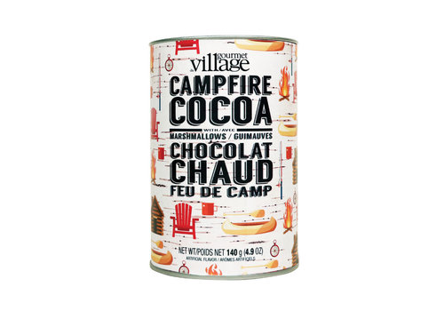 Gourmet Du Village Campfire Hot Chocolate Canister