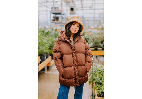 Glamorous Puffer Coat