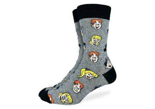 Good Luck Sock Men's Archie Characters Socks