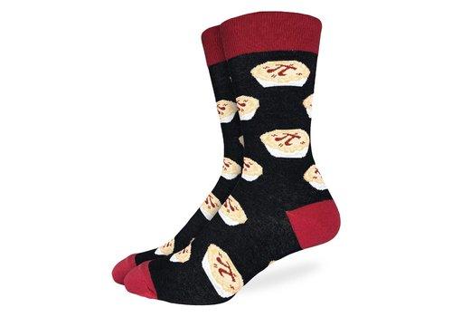 Good Luck Sock Men's Pi Pie Socks