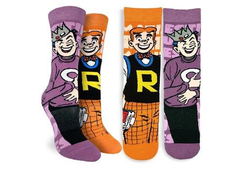 Good Luck Sock Women's Archie & Jughead Socks