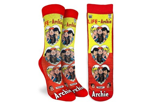 Good Luck Sock Women's Archie Love Triangle Socks