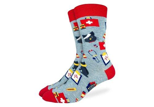 Good Luck Sock Men's Veterinarian Socks