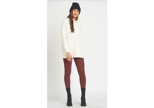 Dex Lottoman Slouchy Tunic Sweater
