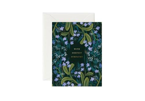 Rifle Paper Co. Sympathy Bouquet Card