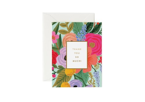 Rifle Paper Co. Garden Party Thank You Card