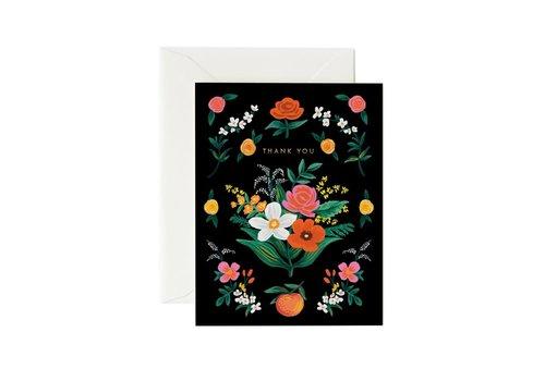 Rifle Paper Co. Orangerie Thank You Card