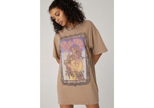 Daydreamer Pink Floyd '66 T-Shirt Dress
