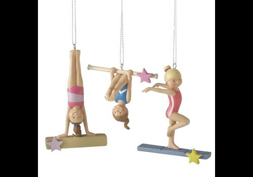Ganz Gymnast Ornament