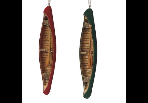 Ganz Canoe Ornament