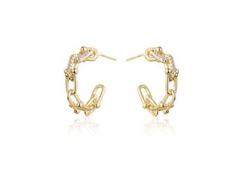 LimLim Marina Hoop Earrings