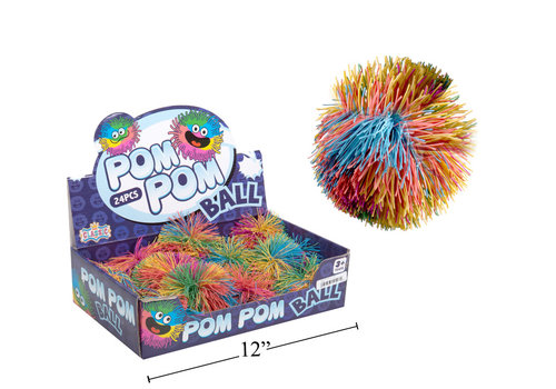 Pom Pom Stress Ball