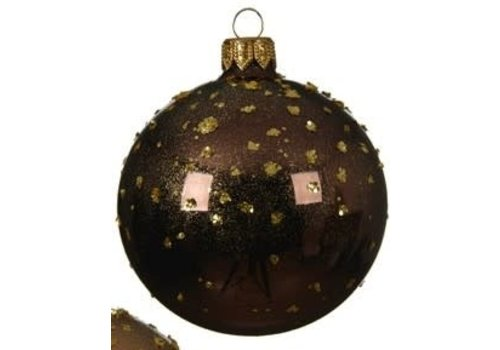Dotted Top Bauble