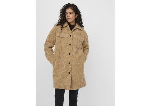 Vero Moda Kylie Long Teddy Jacket