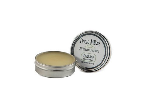 Uncle Mike's Cold Rub 2oz