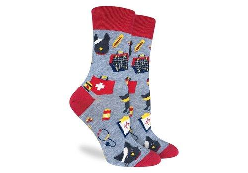 Good Luck Sock Women's Veterinarian Socks
