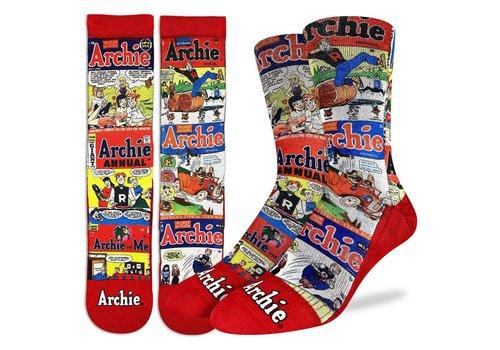 Good Luck Sock Men's Archie Comics Socks