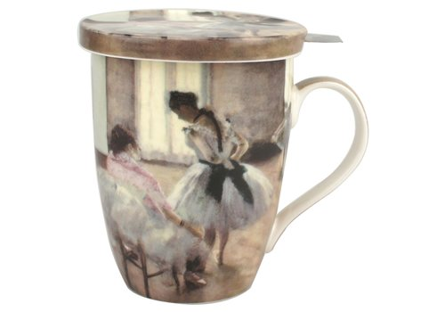 Degas Dance Lesson Tea Mug