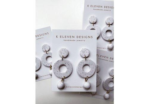 K Eleven Designs The Lani White Granite