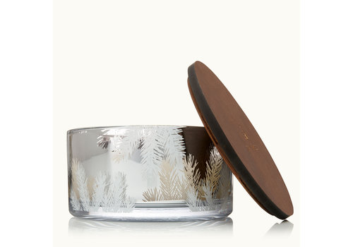 Thymes Statement Poured Candle 4-Wick Large Frasier Fir