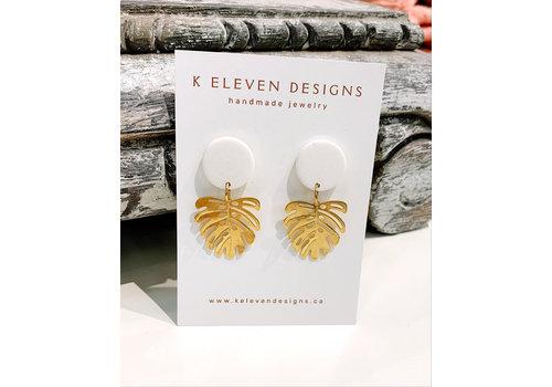 K Eleven Designs The Monika White
