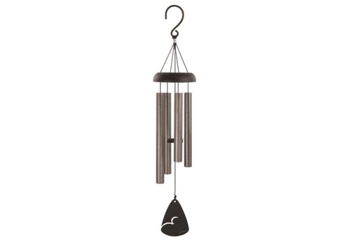 """Signature Series Chime Pewter Fleck 21"""""""