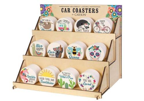 Car Coaster Assorted
