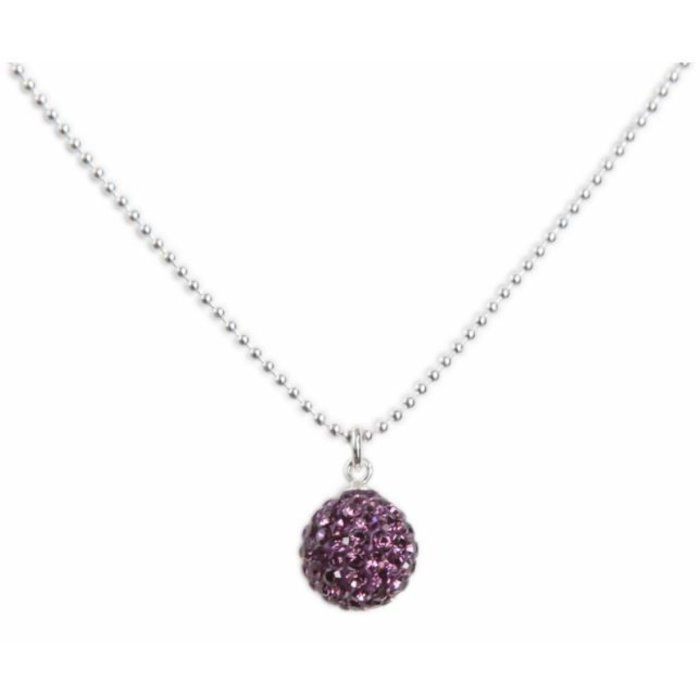 Radiance Necklace Amethyst