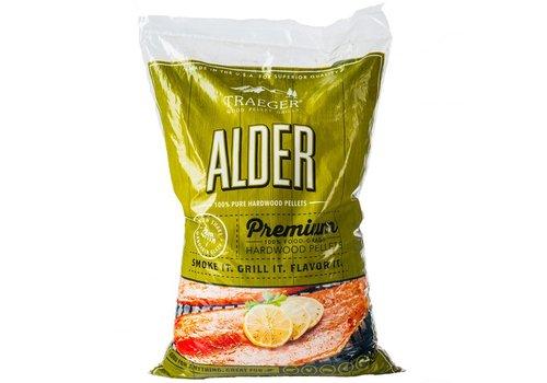 Traeger Alder Pellets Bi-Lingual 20lb