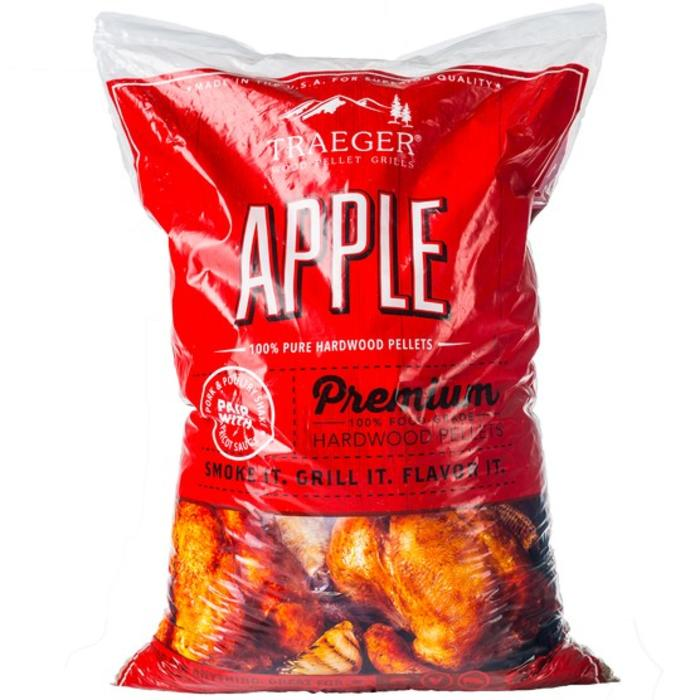 Apple Pellets 20lb