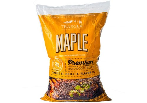Traeger Maple Pellets 20lb