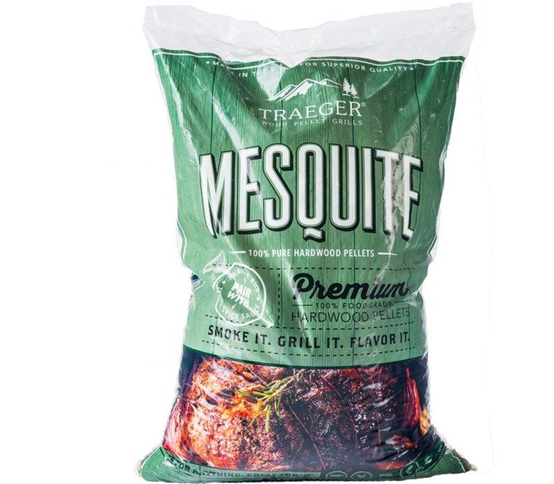 Mesquite Pellets 20lb