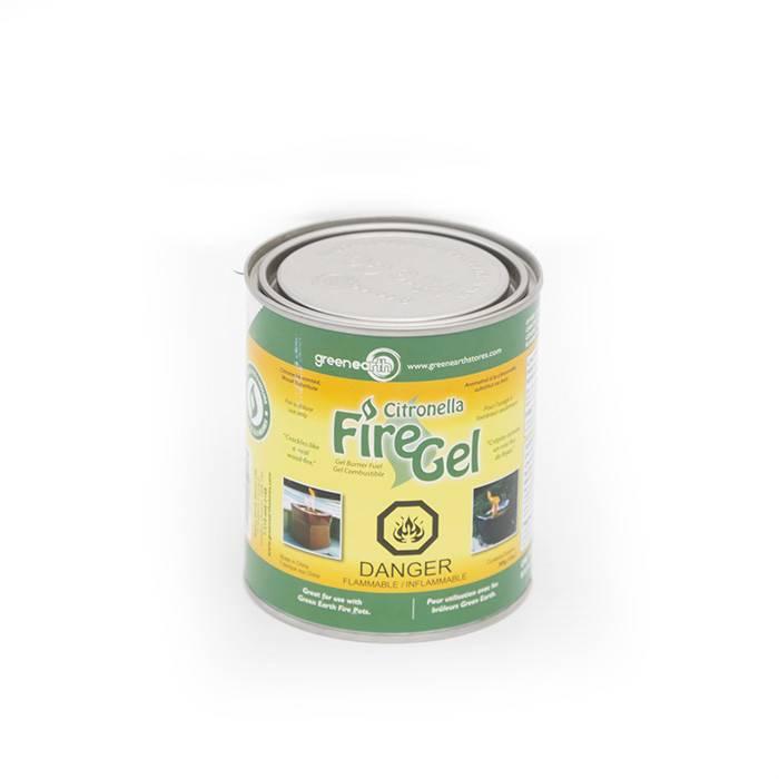 nouveau concept ed2a8 b963d Citronella Fire Gel with Crackle