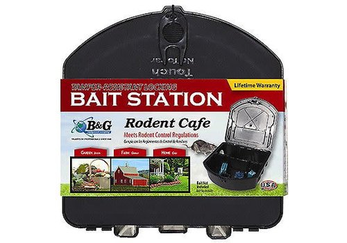 B & G Equipment Rodent Bait Station