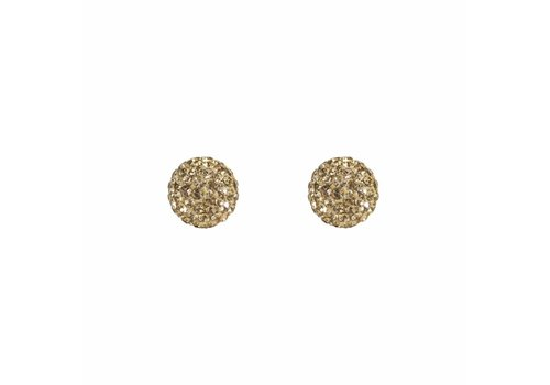 Park & Buzz Radiance Stud Gold