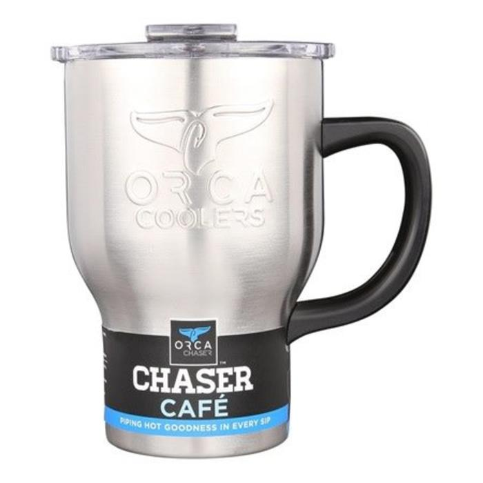 Chaser Cafe Insulated Coffee Mug