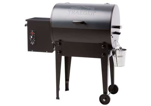 Traeger Grill Tailgater Blue
