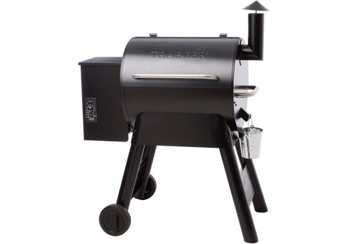 Traeger Grill Pro 22 Series Blue