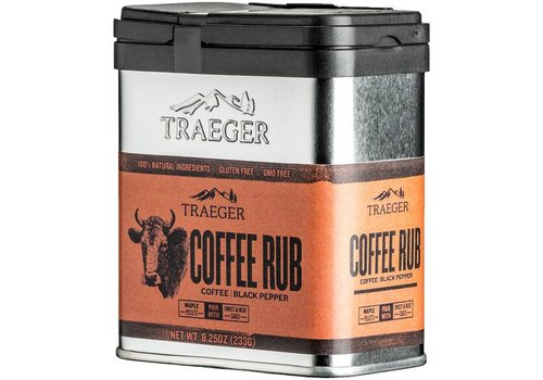 Traeger Coffee Rub 9oz