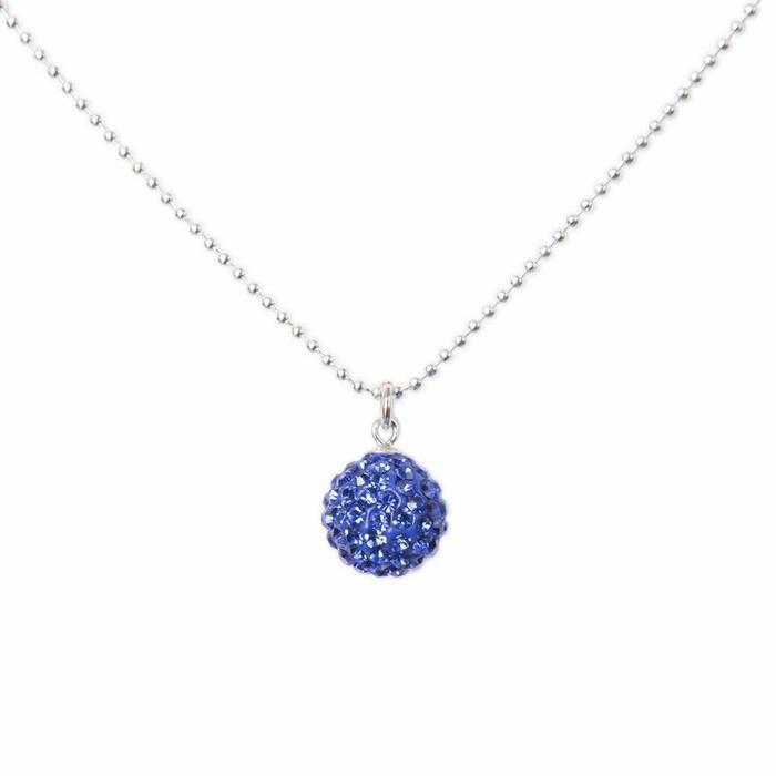 Radiance Necklace Cobalt