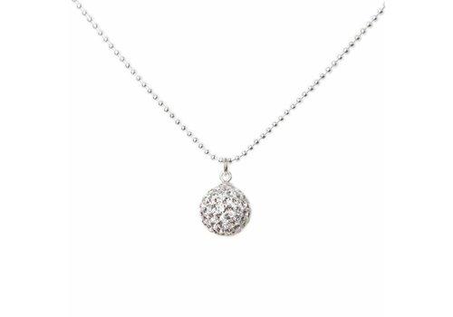 Park & Buzz Radiance Necklace Silver